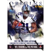 2016 Panini Origins Football Hobby 7 Card Pack/Box (Sealed)