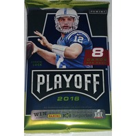 2016 Panini Playoff Football Hobby 8 Card Pack (Sealed)