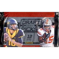 2016 Panini Prizm Collegiate Draft Football Hobby 12 Card Pack (Sealed)