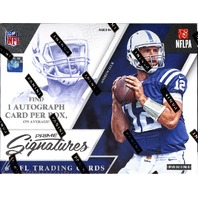 2016 Panini Prime Signatures Football Hobby 6 Card Pack/Box (Sealed)