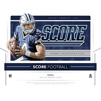 2017 Panini Score Football Jumbo Hobby 10 Pack Box (Factory Sealed)