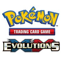 Pokemon TCG XY Evolutions Booster 6-Box Case (2016)(Sealed)(Trading Card Game)