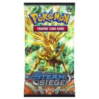 1 Pokemon TCG XY Steam Siege Sealed Booster Pack (2016) (Trading Card Game)
