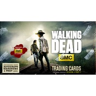 The Walking Dead Season 4: Part 1 Hobby Box (Sealed) (Cryptozoic) 2016