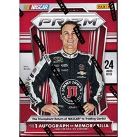 2016 Panini Prizm NASCAR Auto Racing 6 Pack Blaster Box (Sealed)