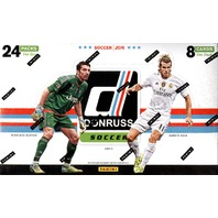 2016 Panini Soccer 20 Hobby Box Case (Sealed)(Futbal)