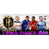 2016 Topps English Premier League (EPL) Gold Soccer 10 Card Hobby Pack (Sealed)