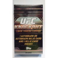 2016 Topps UFC Knockout Hobby Mini Box/Pack (Sealed)