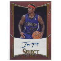 Isaiah Thomas 2012-13 Panini Select Prizms Rookie Autograph Boston Celtics /199