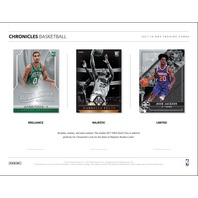 2017/18 Panini Chronicles Basketball (15 Card) Hobby PACK (Sealed)