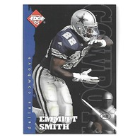 EMMITT SMITH 1995 Collector's Edge Dallas Cowboys