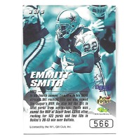 EMMITT SMITH 1995 Classic NFL Experience Emmitt Zone PR 1995 Dallas Cowboys