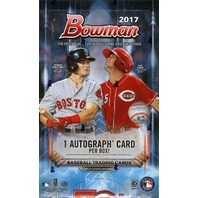 2017 Bowman Baseball Hobby 24 Pack Box (Factory Sealed)