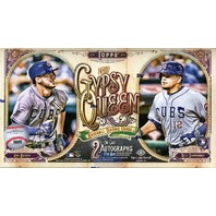2017 Topps Gypsy Queen Baseball Hobby 10 Box Case (Factory Sealed)