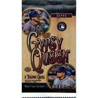 2017 Topps Gypsy Queen Baseball Hobby 8 Card Pack (Factory Sealed)