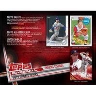 2017 Topps Update Series Baseball Hobby Pack (10 Cards) Look 4 Cody Bellinger RC