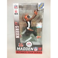 2017 AJ Green Variant Madden McFarlane's Sportspicks Figure Cincinnati Bengals Series 1 Ultimate Team Series NFLPA
