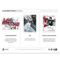 2017 Panini Elite Collegiate Draft Picks Football Hobby 5 Pack Box (Sealed)