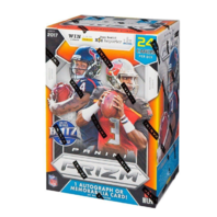 2017 Panini Prizm Football Blaster Box (Sealed)(6 Pack s)
