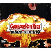 2017 Topps Garbage Pail Kids Adam-Geddon 24-Pack Hobby Box (Sealed)