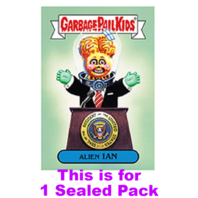 2017 Topps Garbage Pail Kids Adam-Geddon 8-Card Hobby Pack (Sealed)(Random)
