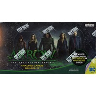 Arrow Season 3 Trading Cards Hobby Box (2016)(Cryptozoic)(Sealed)