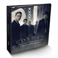 Gotham Before the Legend Season 2 BINDER Cryptozoic Sealed Wardrobe Card+9 Pages