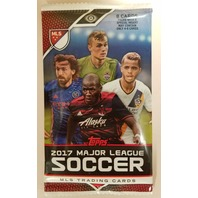 2017 Topps MLS Hobby 8 Card Pack (Factory Sealed) (Random) (Major League Soccer)
