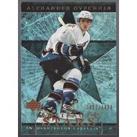 Alexander Ovechkin Washington Capitals 2007-08 Artifacts Stars #131 /1499