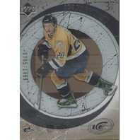 RYAN SUTER 2005-06 UD Upper Deck Ice Premieres /1999 Rookie Nashville Predators