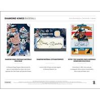 2018 Panini Donruss Diamond Kings Baseball Hobby 12 Pack Box (Factory Sealed)