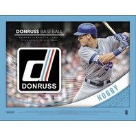 2018 Panini Donruss Baseball Hobby 8 Card PACK (Factory Sealed)
