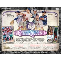 2018 Topps Gypsy Queen Baseball Hobby 24 Pack Box (Factory Sealed)