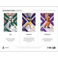 2018 Panini Elite Collegiate Draft Picks Football Hobby 5 Pack Box (Sealed)