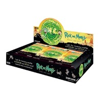 Rick & Morty Season 1 Trading Cards Hobby Box (Sealed)(Cryptozoic) 2018