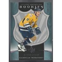 Kevin Klein Nashville Predators 2005-06 UpperDeck Artifacts Rookie RC Card /750