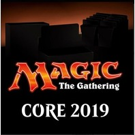 Magic the Gathering (MTG) Core Set Booster 6 Box Case (English) (Sealed) 2019