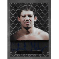 GILBERT MELENDEZ 2011 Leaf MMA Metal UFC Authentic Signature auto #GA-GM-2