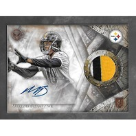MARTAVIS BRYANT 2014 Topps Valor Shield of Honor RC auto patch SOHMB autograph