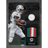 REGGIE BUSH 2012 Panini Totally Certified Stitches in Time /10 Authentic Materials #7