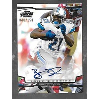 REGGIE BUSH 2013 Topps Prime-Time Performance /150 RB Detroit Lions