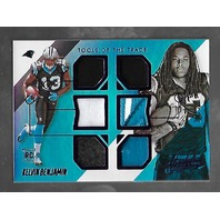 KELVIN BENJAMIN 2014 Panini Absolute Tools of the Trade Rookies Purple /20 CRKB