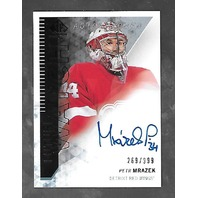 Petr Mrazek 2013-14 SP Authentic Hockey Future Watch RC Autograph Auto /999