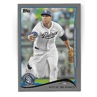 KYLE BLANKS 2014 Topps Platinum 1/1 OF San Diego Padres