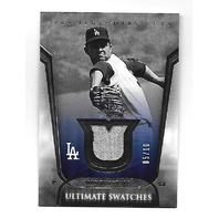 DON DRYSDALE 2004 UD SP Legendary Cuts Ultimate Swatches patch /10 Dodgers