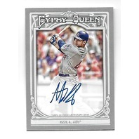 ANTHONY RIZZO 2013 Topps Gypsy Queen Autograph #GQA-AR Chicago Cubs