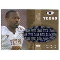 MICHAEL HUFF 2006 SAGE HIT Gold Autograph ROOKIE /250 Auto Card Texas Longhorns