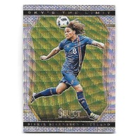 BIRKIR BJARNASON 2016-17 Panini Select Sky's the Limit Wave Prizm #SL-BB
