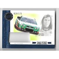 DANICA PATRICK 2014 PP Total Memorabilia Clear Cuts Race Used Windshield /175