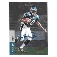 DeSEAN JACKSON 2008 Upper Deck SP Rookie Edition RC auto #166 Eagles Buccaneers